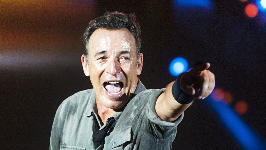 """Bruce Springsteen gibt wieder seine beliebten """"Springsteen on Broadway""""-Konzerte. (tae/spot)"""