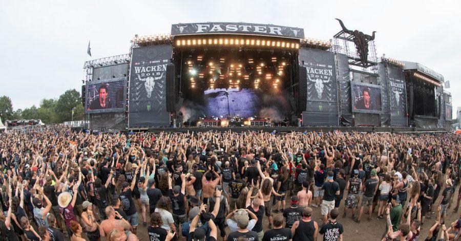 Das Heavy-Metal-Festival im schleswig-holsteinischen Wacken ist erneut abgesagt.