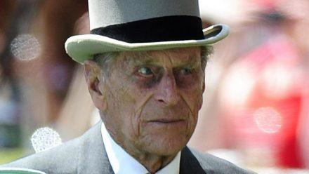 Prinz Philip starb im April an Altersschwäche. (mia/spot)