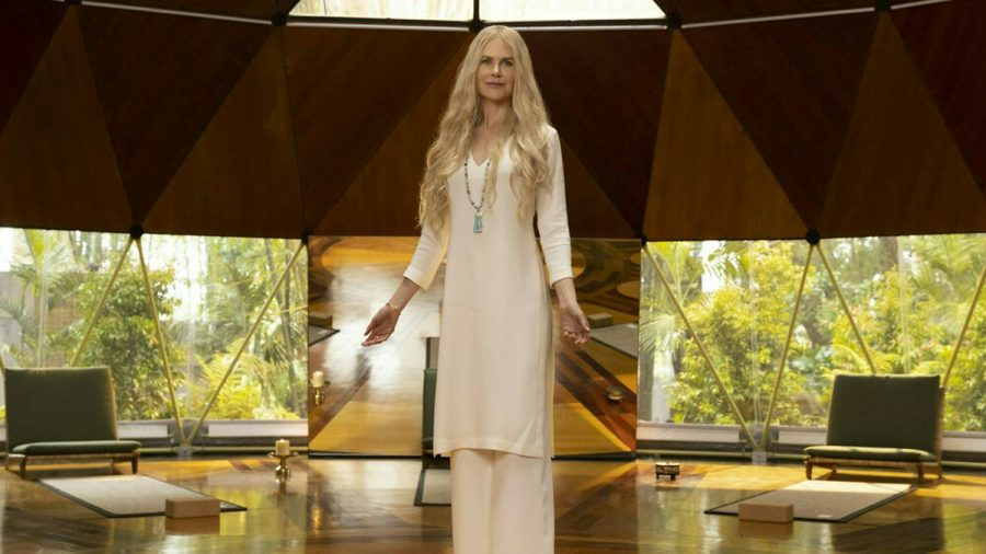 "Nicole Kidman in ""Nine Perfect Strangers"". (hub/spot)"