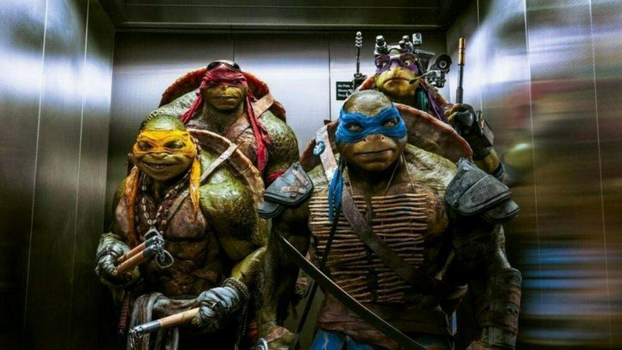 """Teenage Mutant Ninja Turtles"": Michelangelo, Raphael, Leonardo und Donatello sagen dem Bösen den Kampf an. (cg/spot)"