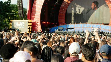 Im Central Park fanden bereits große Musikevents wie das Global Citizen Festival statt. (jom/spot)