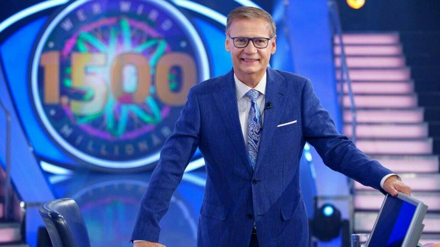 """Günther Jauch blickt auf 1.500 Sendungen """"Wer wird Millionär?"""" zurück. (jom/spot)"""