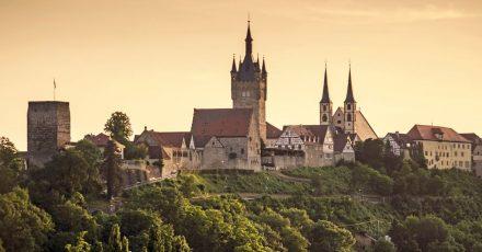 Historisches Schwergewicht: Bad Wimpfen hat eine sehenswerte Altstadt.
