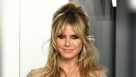 Heidi Klum könnte nicht stolzer auf ihrer Tochter Leni sein. (mia/spot)