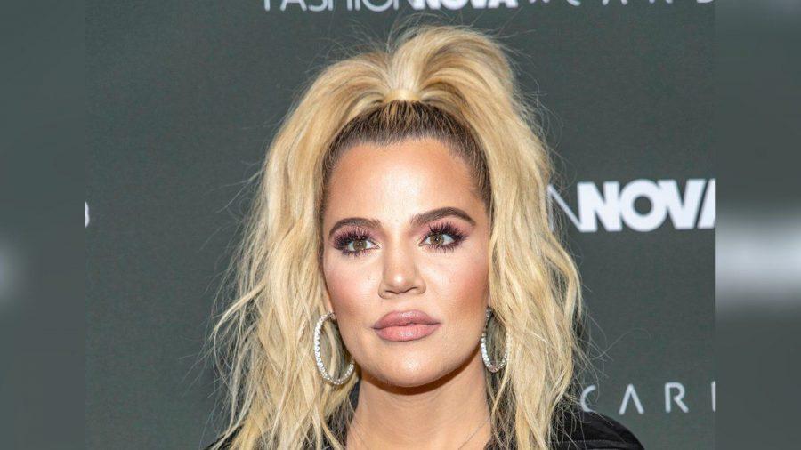 """Khloé Kardashian stand von 2007 bis 2021 für die Realityshow """"Keeping Up with the Kardashians"""" vor der Kamera. (aha/spot)"""