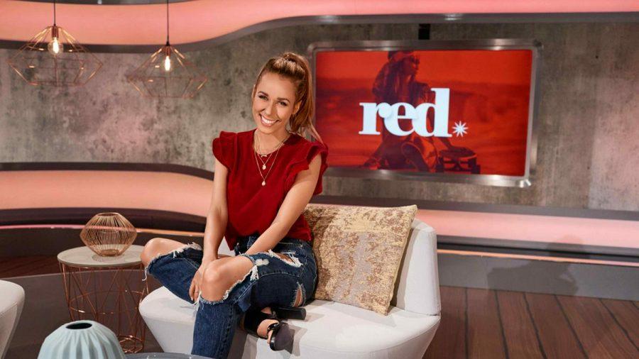 """Annemarie Carpendale ist den Zuschauern unter anderem aus dem Magazin """"red."""" bekannt (wue/spot)"""