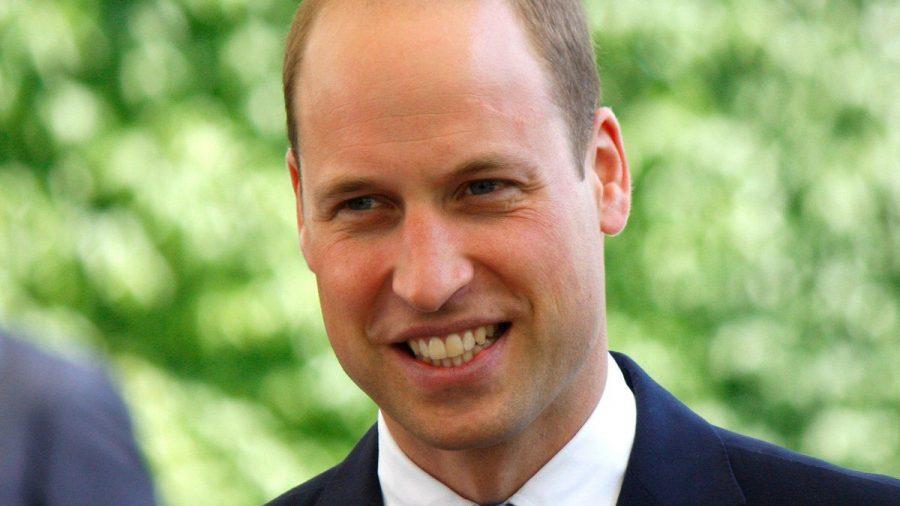 Prinz William verbrachte den Vatertag am Sonntag sportlich. (ili/spot)