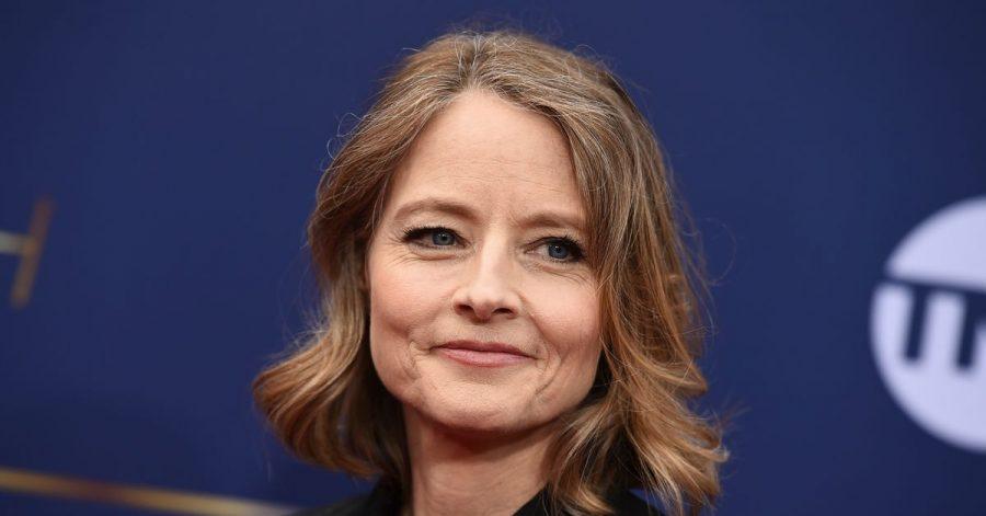 Jodie Foster wird beim Filmfestival in Cannes ausgezeichnet.