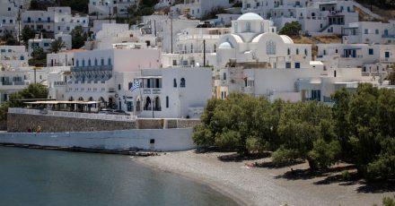 Griechenland und andere Länder in Südosteuropa erwartet in den kommenden Tagen eine Hitzewelle.