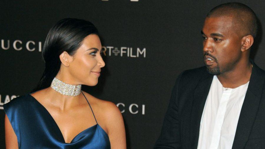 Kim Kardashian und Kanye West 2014 auf dem roten Teppich (mia/spot)