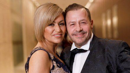 Jasmin und Willi Herren waren von 2018 bis zu seinem Tod im April 2021 verheiratet. (ili/spot)