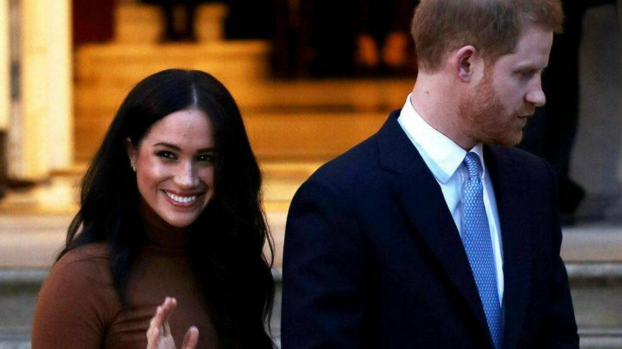 Prinz Harry und Herzogin Meghan haben sich in die Elternzeit verabschiedet. (ili/spot)