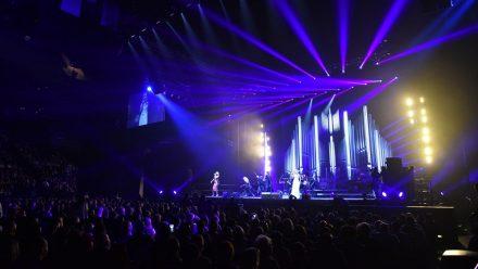Die MTV Video Music Awards werden wieder im Barclays Center stattfinden. (jom/spot)