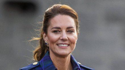Herzogin Kate setzt sich für Kinderhospize ein. (tae/spot)
