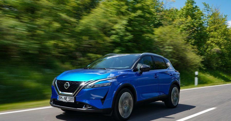 Neue Form und Inhalt: Nissan schickt seinen erfolgreichen Qashqai in dritter Generation auf die Straße.