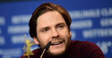 Schauspieler Daniel Brühl 2018 auf der Berlinale.