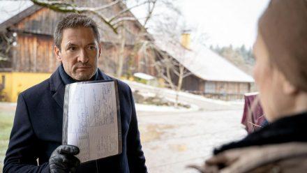 """""""Sturm der Liebe"""": Christoph konfrontiert Selina  mit der wahren Identität von Lars. (cg/spot)"""