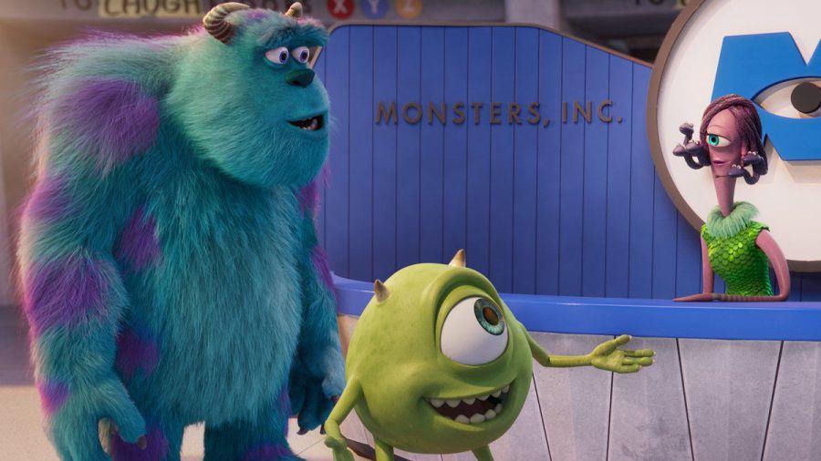 """""""Monster bei der Arbeit"""" setzt die Geschichte des Animationshits """"Die Monster AG"""" aus dem Jahr 2001 als Serie fort. (wag/spot)"""