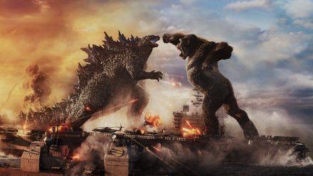 "Der Name von ""Godzilla vs. Kong"" ist Programm. (stk/spot)"