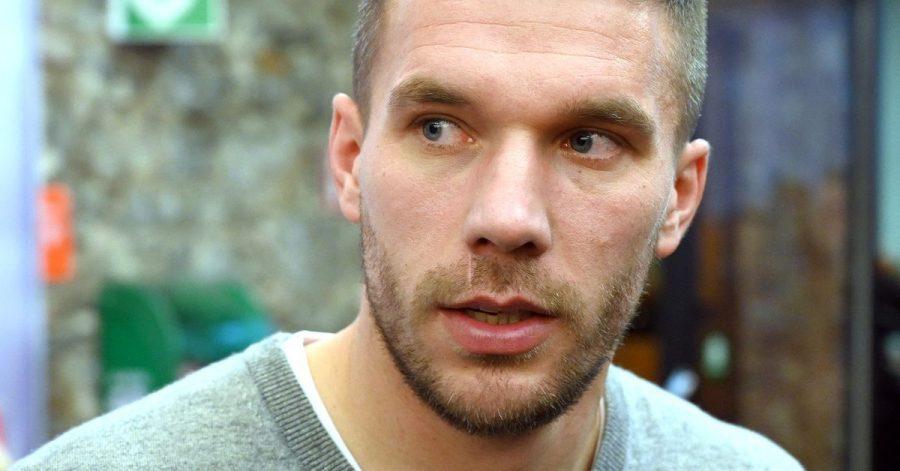 Lukas Podolski hat eine klare Meinung zu Spielerfrauen.