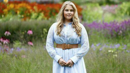 Prinzessin Amalia hat einen wichtigen Schritt in Richtung Zukunft gemacht (rto/spot)
