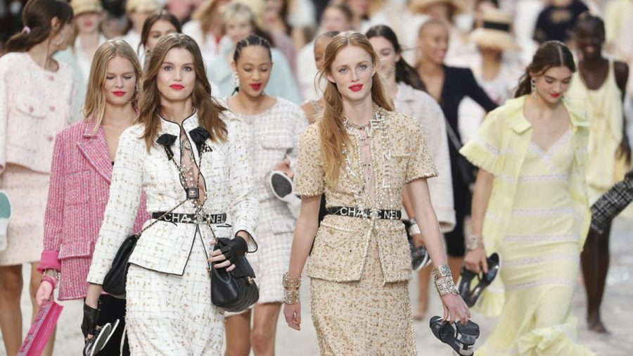 Chanel hat Tweed zu einem zeitlosen Klassiker gemacht. (eee/spot)