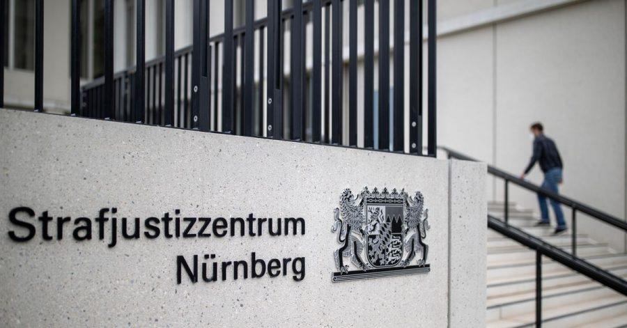 Das Strafjustizzentrum des Landgerichts Nürnberg-Fürth, wo der Prozess heute begann.