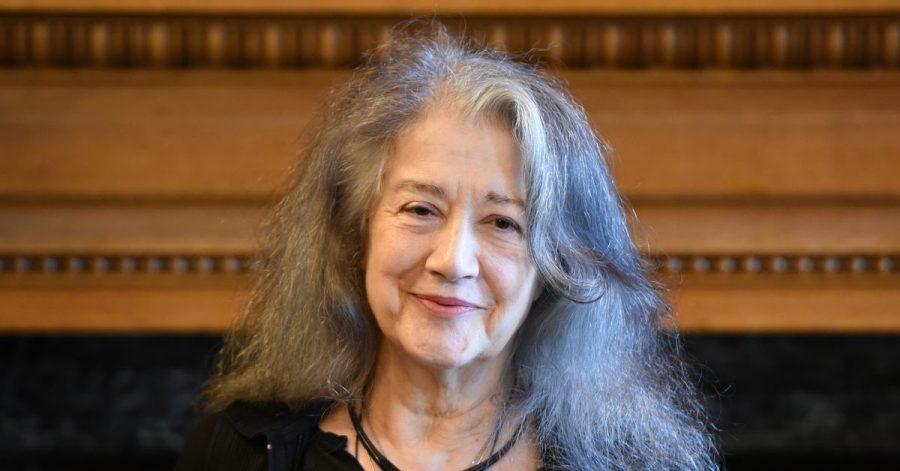 Martha Argerich wird 80.