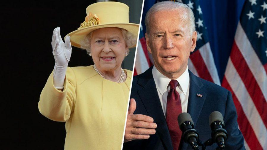 Die Queen wird Mitte Juni US-Präsident Joe Biden treffen. (jom/spot)