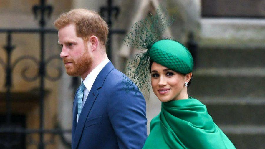 Prinz Harry und Herzogin Meghan sind von ihren royalen Verpflichtungen zurückgetreten (aha/spot)