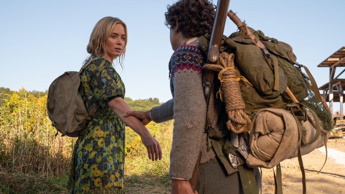 Emily Blunt freut sich auf's Kino: Endlich kommt ihre Gruselfilm-Fortsetzung!