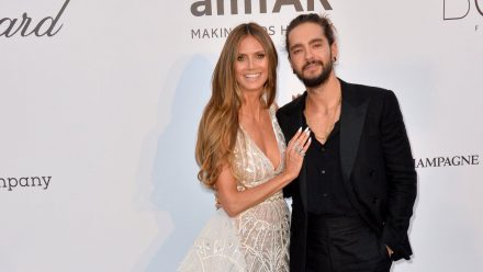 Heidi Klum und Ehemann Tom Kaulitz sind seit 2019 verheiratet.  (amw/spot)