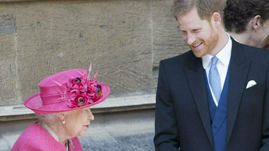 Treffen sich die Queen und Prinz Harry schon bald zum Krisengespräch? (hub/spot)