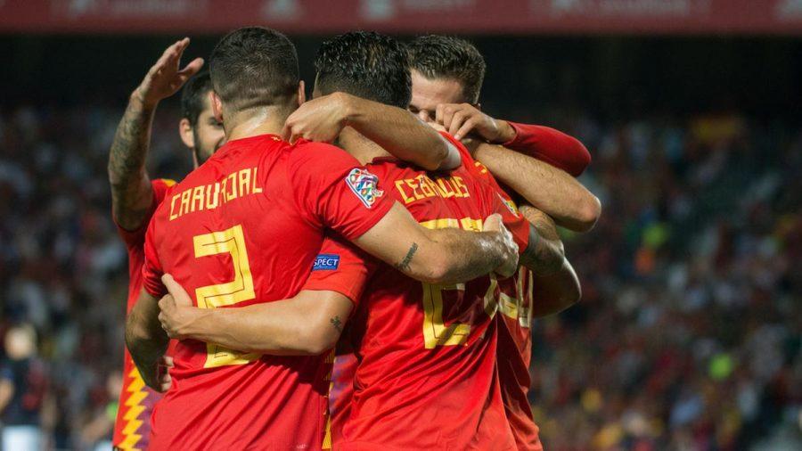 Die spanische Nationalmannschaft geht mit großen Problemen in die Fußball-EM (nra/spot)