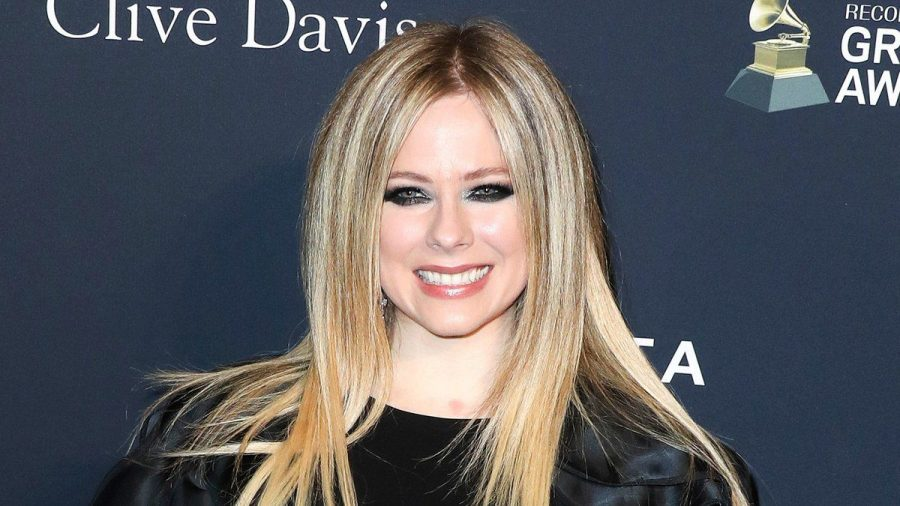 Avril Lavigne auf einem Event in Los Angeles 2020. (nra/spot)