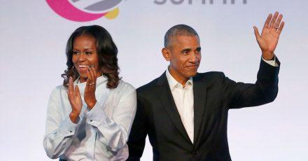 Barack und Michelle Obama, ehemals Präsident und First Lady der USA, arbeiten an einer Animationsserie für Kinder. «We The People» soll politische Botschaften mit Hilfe von prominenten Sängern und Künstlern transportieren und bei Netflix zu sehen sein.