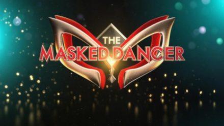 """Das Logo der US-Version von """"The Masked Dancer"""". (ili/spot)"""