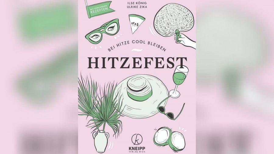 """In ihrem neuen Buch """"Hitzefest"""" haben Ilse König und Ulrike Zika kreative Tipps zusammengestellt, um den Alltag auch bei heißen Temperaturen zu bewältigen. (eee/spot)"""