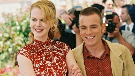 Nicole Kidman und Ewan McGregor auf dem Filmfestival in Cannes 2001 (jom/spot)