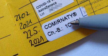 Der Impfstoff von Biontech/Pfizer war bereits für Menschen ab 16 Jahren zugelassen - grünes Licht für die Zulassung ab 12 bekam das Präparat Ende Mai.
