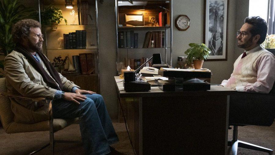 Neue Psycho-Apple-Serie mit Paul Rudd und Will Ferrell