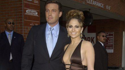 Ben Affleck und Jennifer Lopez waren von 2002 bis 2004 liiert. (jom/spot)