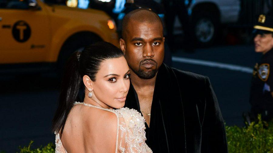 Kim Kardashian und Kanye West im Jahr 2015 (wue/spot)