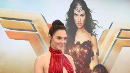 """Gal Gadot, hier bei der Premiere von """"Wonder Woman"""" in Los Angeles, hat eine weitere Tochter bekommen (wue/spot)"""