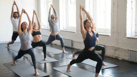 Matte ausrollen und loslegen - aber welche Yoga-Art passt am besten? (Symbolbild) (ncz/spot)