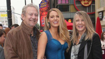Blake Lively ehrt ihren Vater