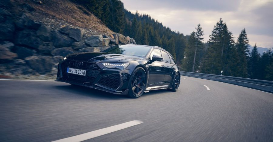 Das bereits sportliche Grundmodell RS6 Avant von Audi bringt Abt nun auf 800 PS und 330 km/h Spitze.