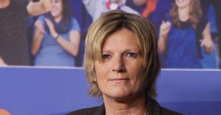Die ZDF-Sportreporterin Claudia Neumann wird immer wieder angefeindet.