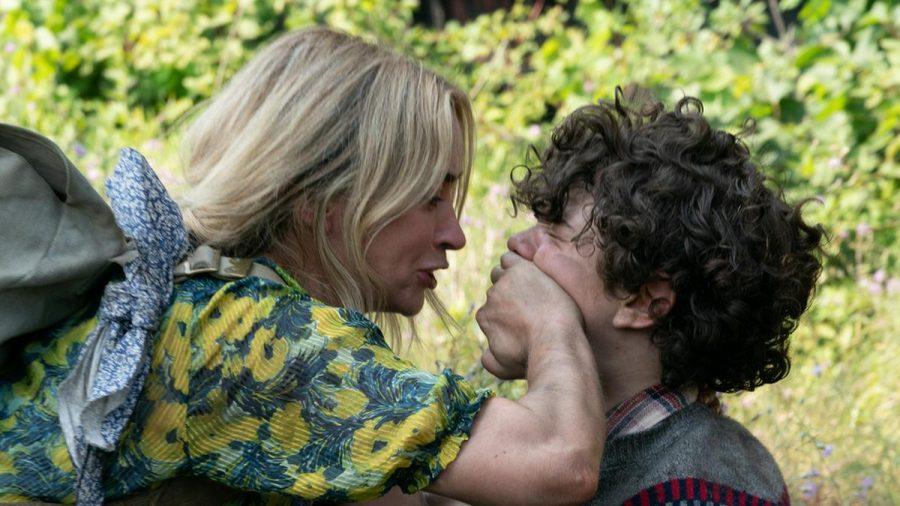 """""""A Quiet Place 2"""": Evelyn (Emily Blunt) ist zu allem bereit, um ihre Kinder zu schützen. (stk/spot)"""